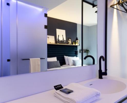 Hotel Badkamer A-Stay Hotel Antwerpen