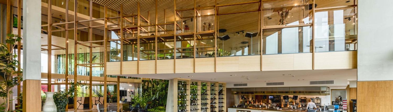 interieurbouw hospitality
