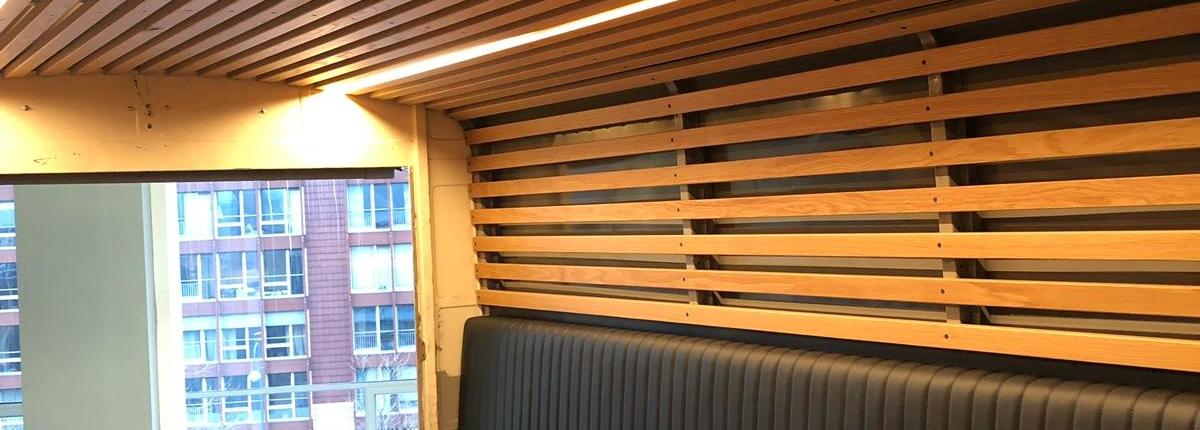 Interieur Deloitte Digital, The Edge, Zuid-As Amsterdam