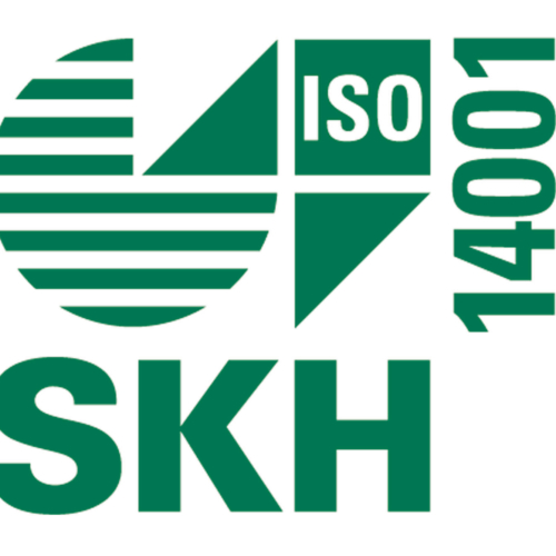 ISO 14001 logo, duurzaam ondernemen